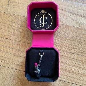 Juicy Couture Lipstick Charm